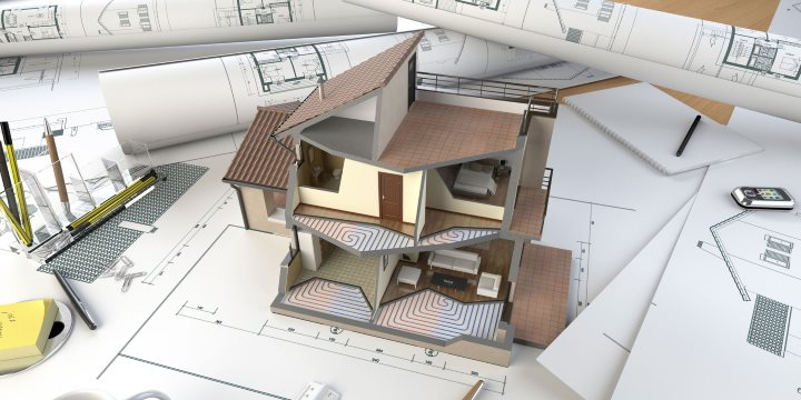 Архитектурное проектирование дома: строительство начинается с проекта