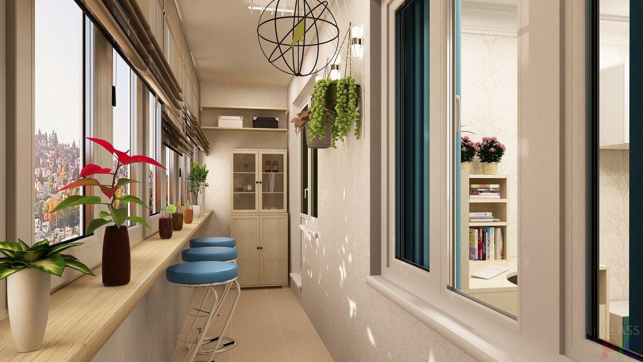 Креативные и вдохновляющие идеи дизайна балкона
